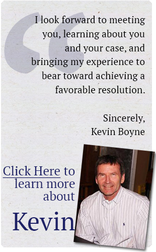 Kevin Boyne, St Clair County Injury Lawyer
